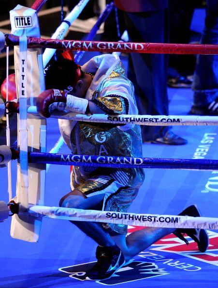El mexicoamericano Jesse Vargas llegó invicto a este combate ante Josesi...
