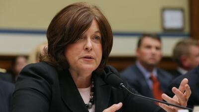 Julia Pierson, directora del Servicio Secreto renunció a su cargo tras h...