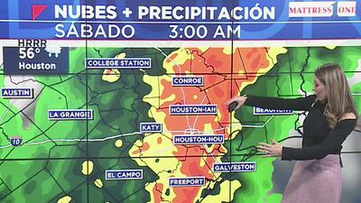 Vigilancia por inundaciones repentinas en Houston se mantiene hasta este sábado al mediodía
