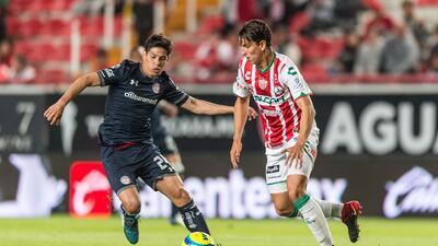 Con penal fallado de último minuto, Necaxa y Toluca empataron