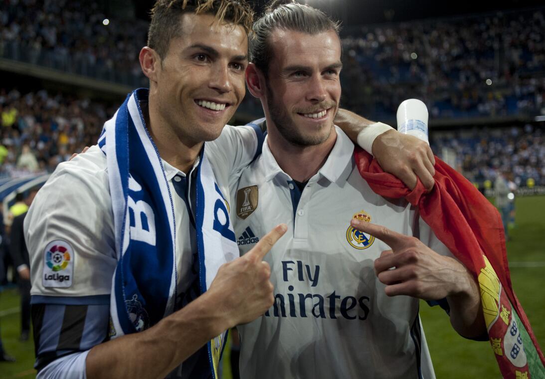 ¡Real Madrid campeón!: la fiesta del ganador de la Liga de España GettyI...