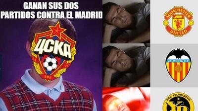 Los memes no perdonan a Real Madrid y recuerdan a Cristiano Ronaldo en la Champions