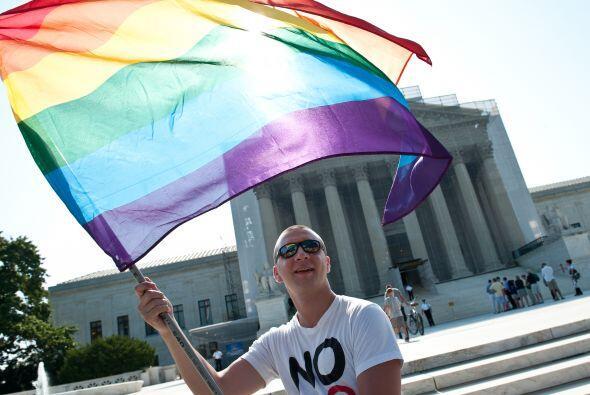 """La DOMA """"viola los principios del debido proceso y la igualdad de protec..."""