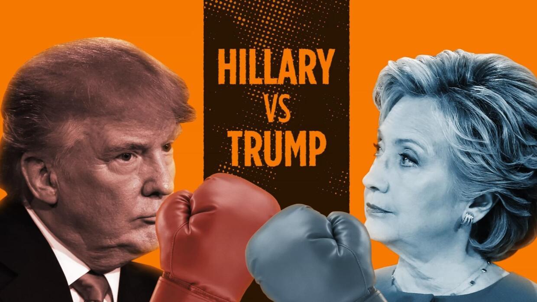 Llegó el debate final entre Trump y Clinton