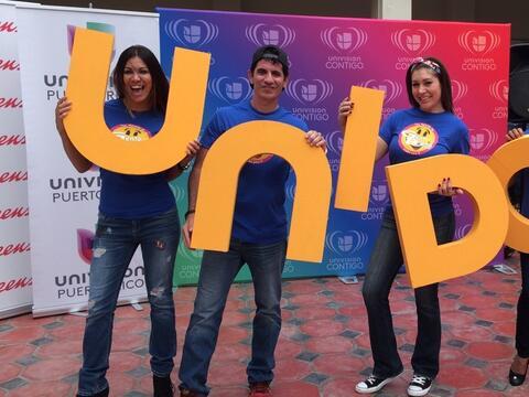 Los talentos de Univision Puerto Rico participaron de la séptima...