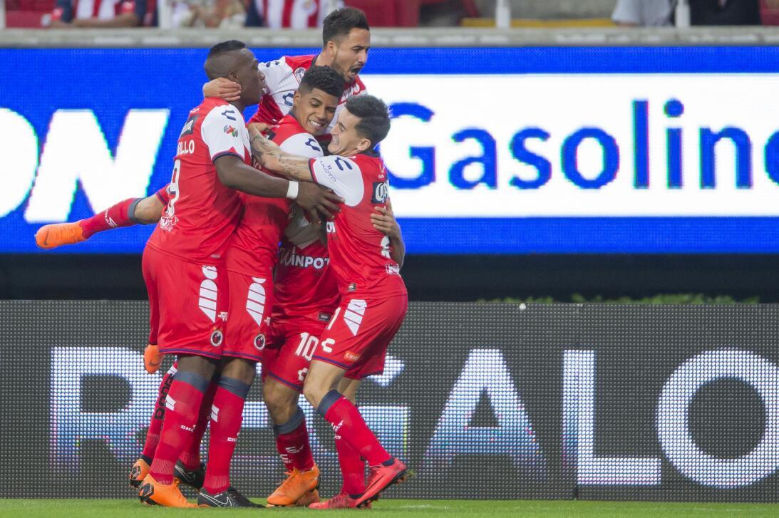 En fotos: Así queda la tabla general tras 14 jornadas en la Liga MX 01-v...