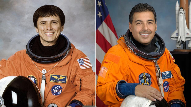 """""""Ellen es un ejemplo a seguir"""", dicen colegas astronautas de la hispana..."""