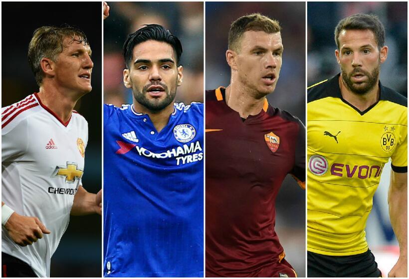 Los clubes mejor reforzados en Europa