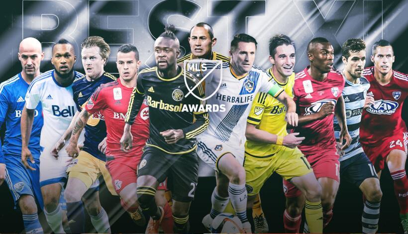 Equipo Ideal de la MLS Imagen Slideshow