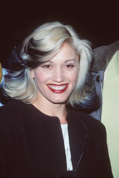 """Con un """"look"""" muy al estilo... ¡zorrillo!, Gwen comenzó una relación sen..."""