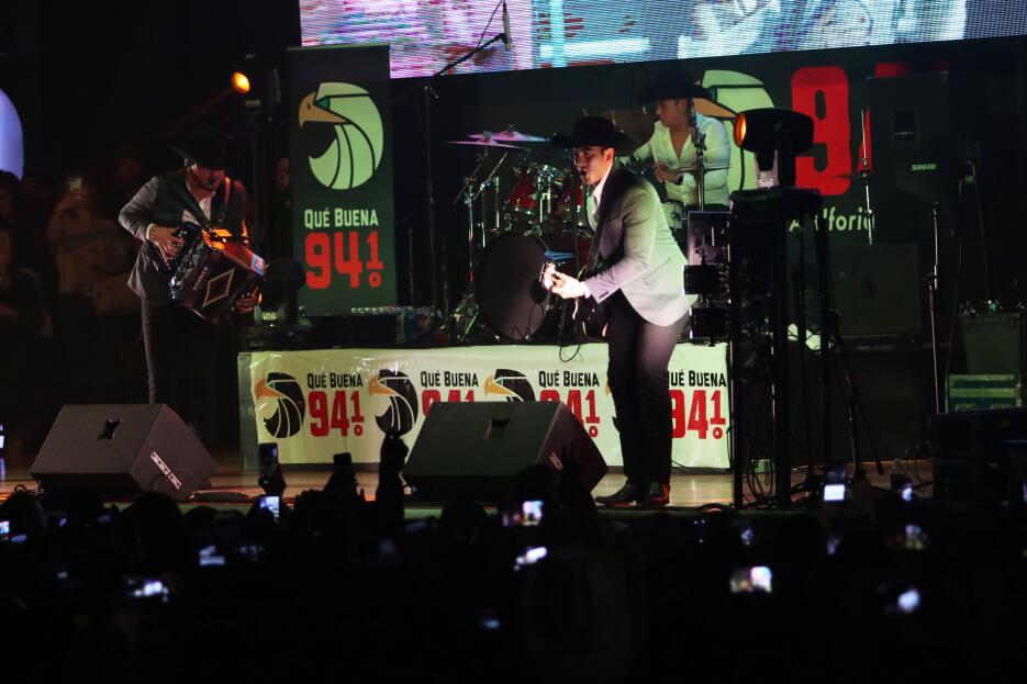Un evento exclusivo que sólo 'Que Buena 94.1 FM' realizó para su...