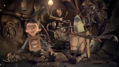 The Boxtrolls - trailer en español