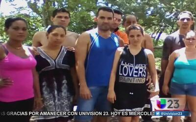 La cruel odisea de los inmigrantes que abandonan Cuba y viajan por Centr...
