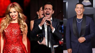 Thalía, Marc Anthony, Daddy Yankee y más: conoce a los artistas confirmados para cantar en Premio Lo Nuestro