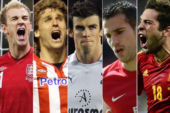 Ya terminada la Eurocopa 2012 el mundo del fútbol mundial vuelve a la re...