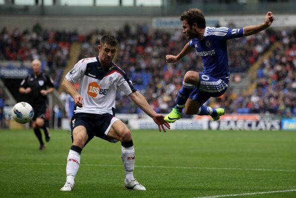 Chelsea no se conconformó con los cuatro goles de ventaja.