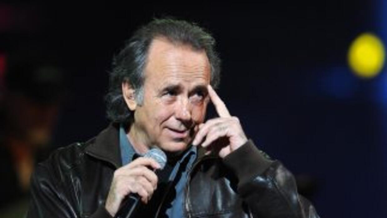 Joan Manuel Serrat, ayudará, junto a otras celebridades, a mejorar el mu...