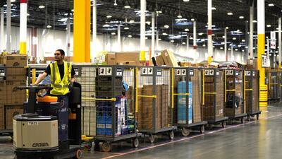 Houston celebra la apertura de un nuevo centro de distribución de Amazon