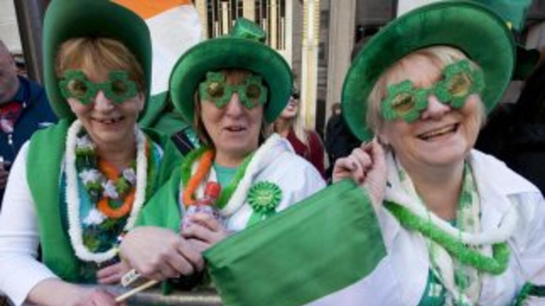 Las fiestas, los conciertos y la alegría irlandés también se vivirán en...