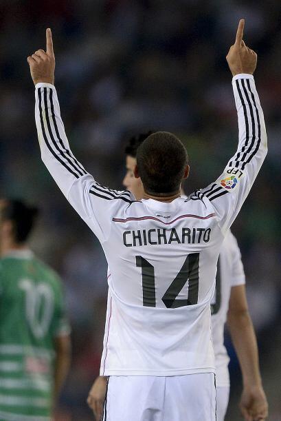 Y ahora tras haber anotado su primer gol en la Copa del Rey, medios espa...