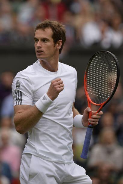 Con el resultado Andy Murray logró ser el británico más ganador en la hi...