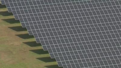 Así sería el nuevo centro de energía solar en el suroeste de Miami