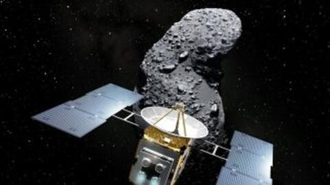 Desde que en 2004 pasó el asteroide Toutatis, de mayor tama&ntild...