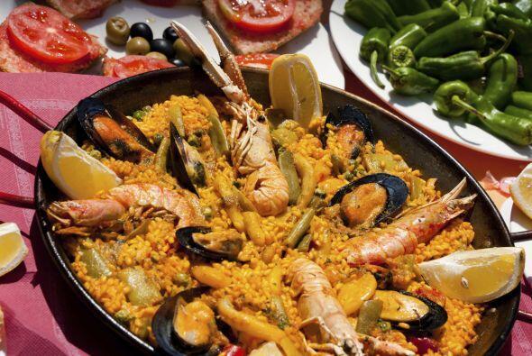 Dieta mediterránea. Se trata, nada más y nada menos, que del conjunto de...