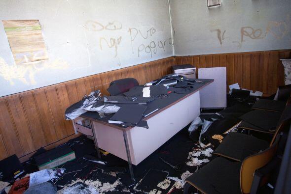 La ola de violencia que se registra en los estados del norte de México,...