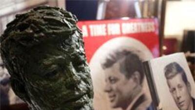 Museo de Dallas mantiene vivo el recuerdo del asesinato de JFK 2ffd23c5b...
