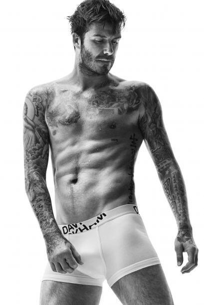 """Una vez el """"Bombón Beckham"""" hace de las suyas y poner a..."""