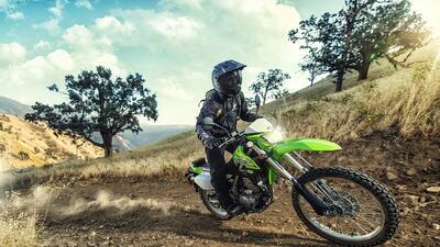 Kawasaki KLX250S 2018