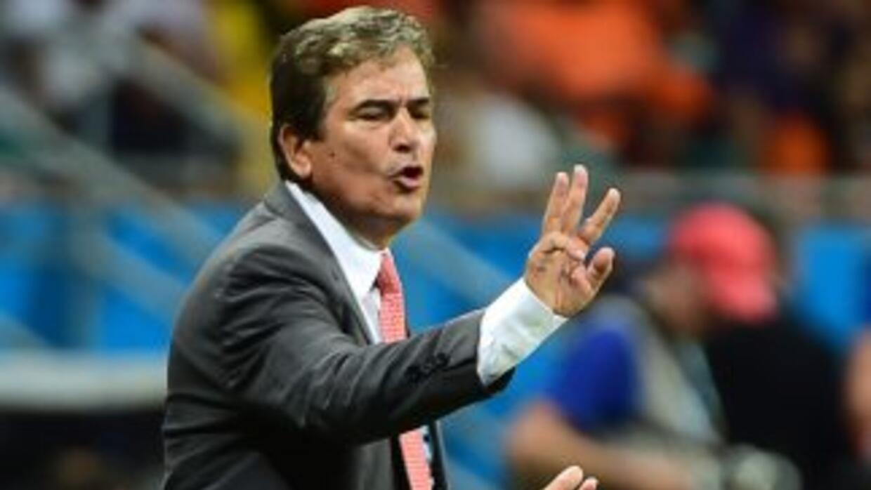 Jorge Luis Pinto dio su punto de vista tras su salida de la selección tica.