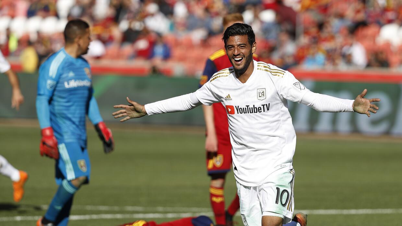 Los debuts de las grandes contrataciones de la MLS en el último tiempo u...