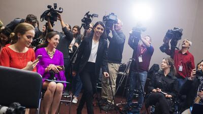 Una Kardashian llega al Congreso: Kourtney intenta reformar las leyes de Estados Unidos
