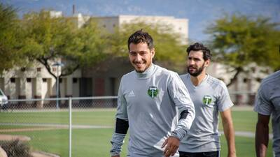 Nuevo jugador franquicia de Portland espera volver a hacer historia con Diego Valeri