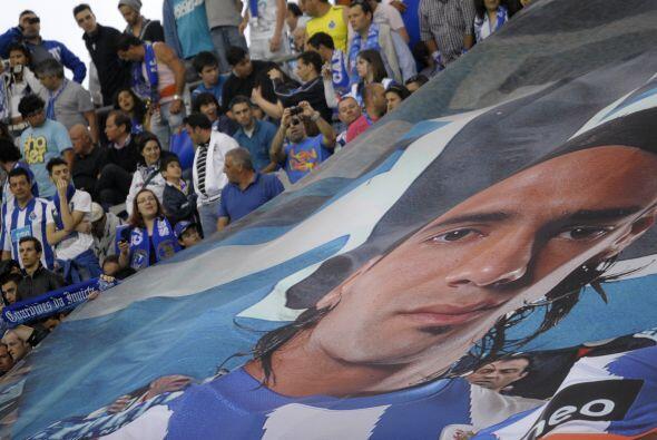 El sudamericano ya es uno de los jugadores más queridos por la afición d...
