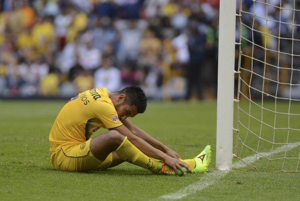 América, Chivas, Cruz Azul y Pumas fueron exhibidos por el de enfrente....