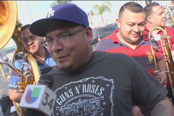 Así reaccionó LA al arresto de El Chapo: Residentes de Los Ángeles compa...