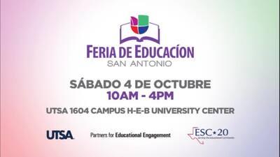 Feria de Educación de Univision, en busca del éxito académico