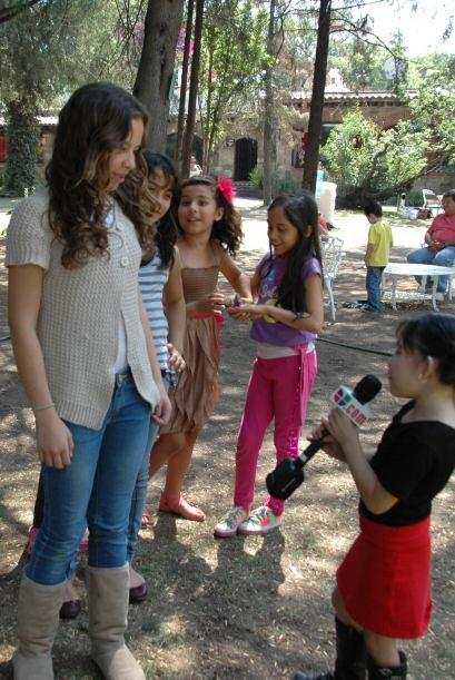 Todos los pequeños son muy talentosos y les encanta estar frente a las c...