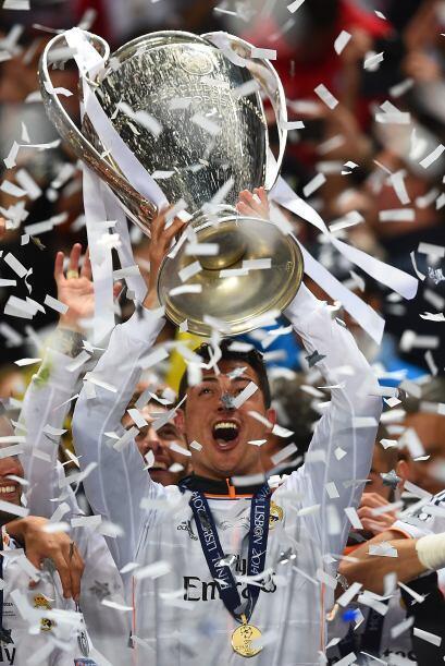Cristiano Ronaldo fue la figura y motor del equipo para que el Real Madr...