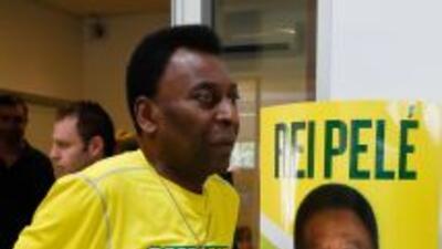 Pelé desea fervientemente que Brasil llegue a la final y gane el torneo...
