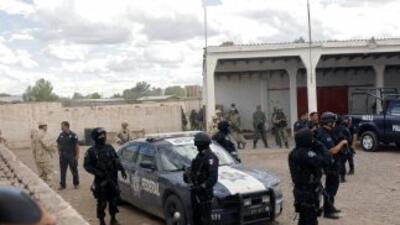 Las ciudades fronterizas están al rojo vivo. El narco sigue operando pes...