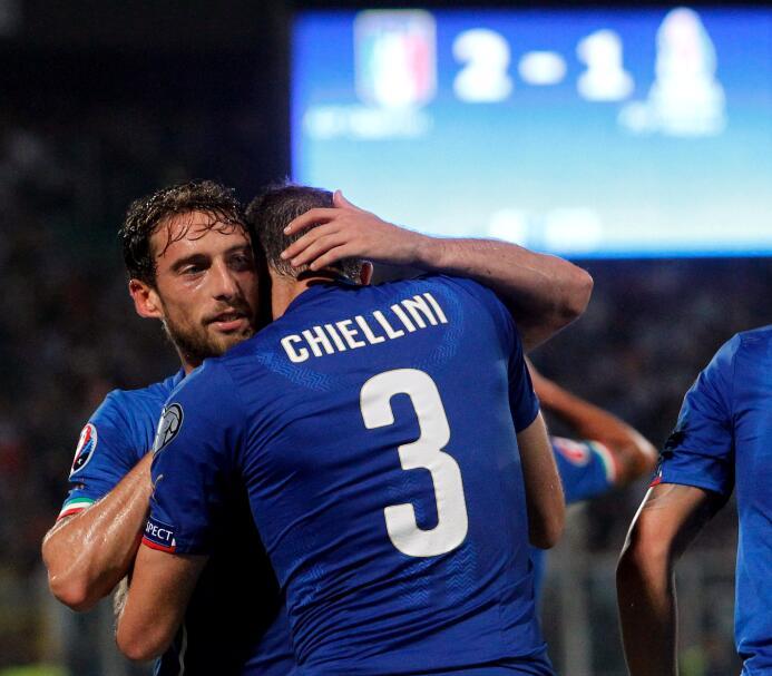 Otro que también asomó su retiro fue Giorgio Chiellini, quien no sabe si...