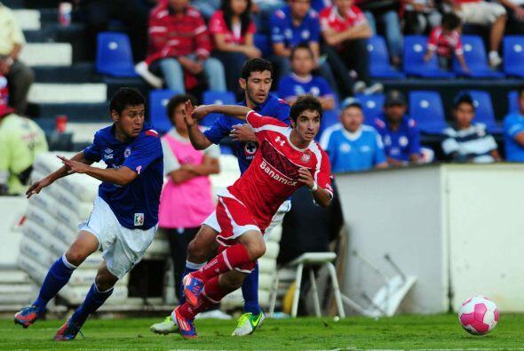 Primero lo logró con Isaac Brizuela, quien en el Apertura 2012 tenía alg...