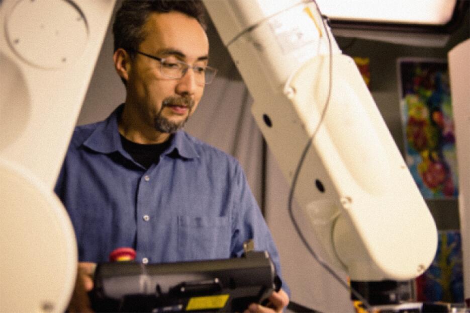 5. Serafín Díaz, mexicano, vicepresidente de ingeniería, Qualcomm