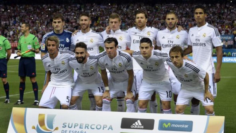 Los Merengues dejaron ir la Supercopa de España en el Calderón.