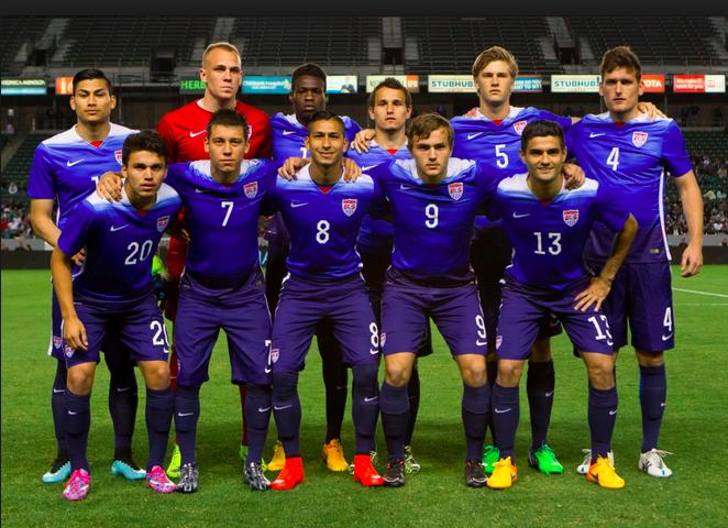 Selección sub-23 de EE.UU