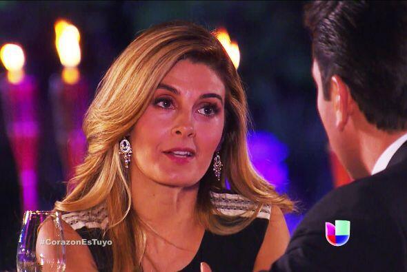 ¿Lista Isabela? Pues dile a Fernando que te quieres casar con él.